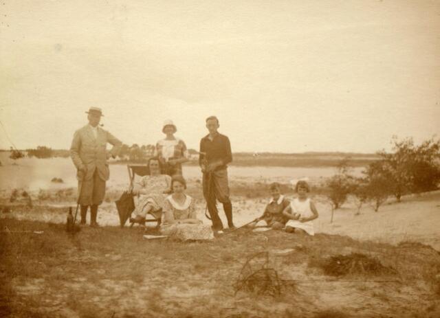 600724 - Kasteel Loon op Zand. Families Verheyen, Kolfschoten en Van Stratum