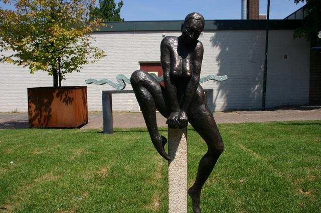 657172 - Kunst. De derde editie van de openluchtexpositie Oisterwijk Sculptuur langs De Lind in 2006.