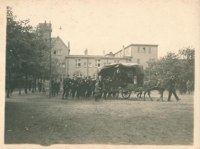 655508 - St. Josef Missiehuis. Foto genomen tijdens het Rectorfeest in 1925