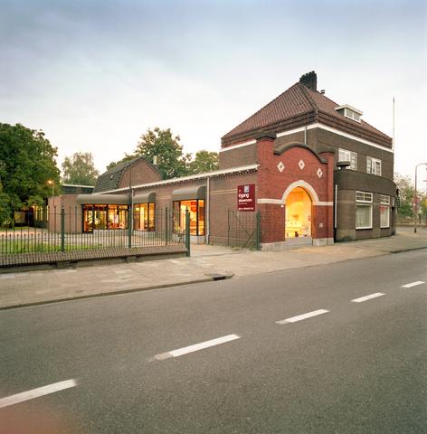 D-000097-2 - Pianohandel Jos Simons, Goirkestraat, oktober 1990.