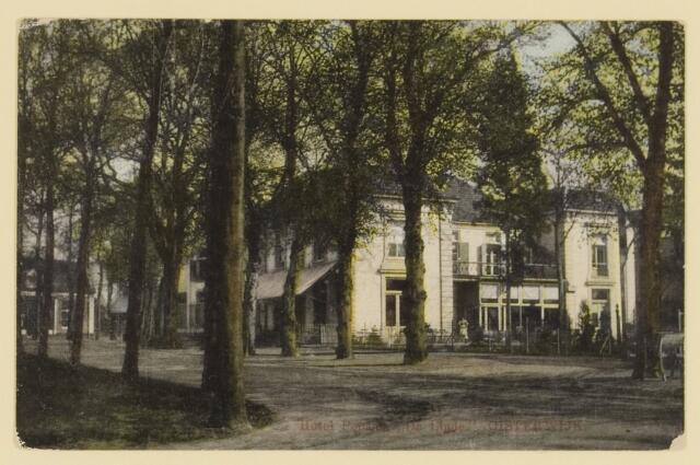 074507 - De Lind. Hotel De Linde te Oisterwijk. sinds 1929 in gebruik als pastorie.
