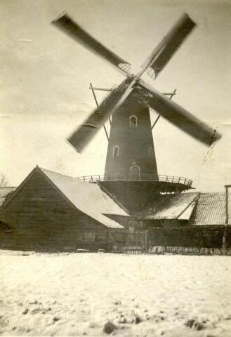 600493 - De molen van de familie Matthijssen aan de Elzenstraat te Tilburg