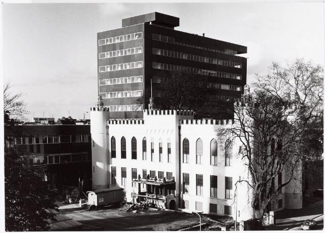 032645 - Nieuwbouw stadskantoor aan het Stadhuisplein (voorzijde Paleis raadhuis);