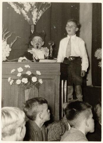 051269 - Basisonderwijs. r.k. lagere school . St Jozefschool aan de Groeseindstraat viert een zilveren feest.