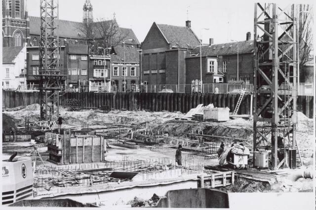 021536 - Grondwerkzaamheden ten behoeve van de bouw van winkelcentrum Heuvelpoort