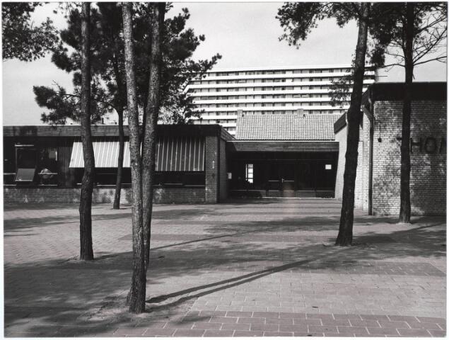 030672 - Sabelhof. Gebouw ontworpen door architect A. Heerkens