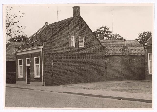 018822 - Pand Rielseweg 14, thans Generaal Winkelmanstraat, halverwege 1962