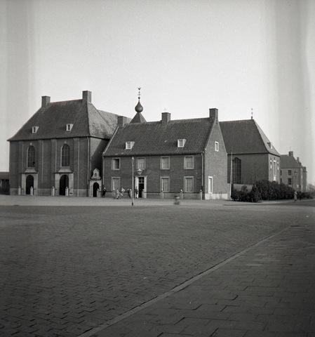 653808 - St. Jozefzorg, hoek Kruisvaardersstraat Fatimastraat