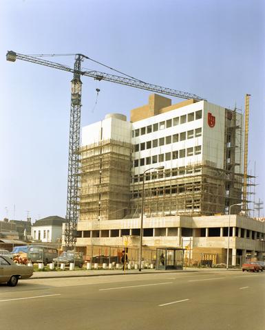 D-00791 - Bouw hoofdkantoor ABN Amro-bank Tilburg (Architect - Jos Bedaux)