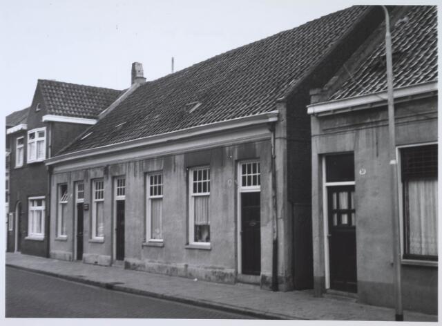 024142 - Arbeiderswoningen in de Prinses Sophiastraat, gelegen in de wijk Koningswei