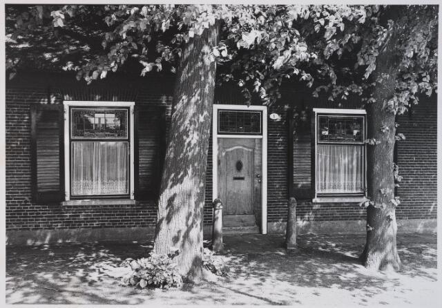 029129 - Prof. Romeinstraat ingang / voordeur straatzijde langgevelboerderij