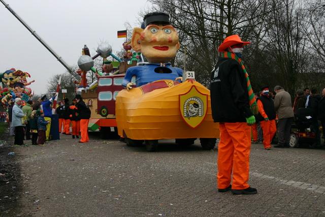 657283 - Carnaval. Optocht. D'n Opstoet van Tilburg in 2007.