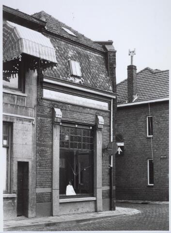 025546 - Winkelpand op de hoek Korte Tuinstraat - Langestraat