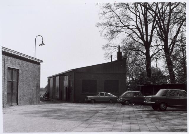 014609 - Binnenplaats van de Tilburgse Wolwasserij aan de Berglandweg