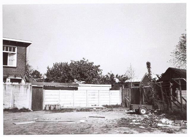 015831 - Braakliggend terrein achter woningen aan de Boomstraat