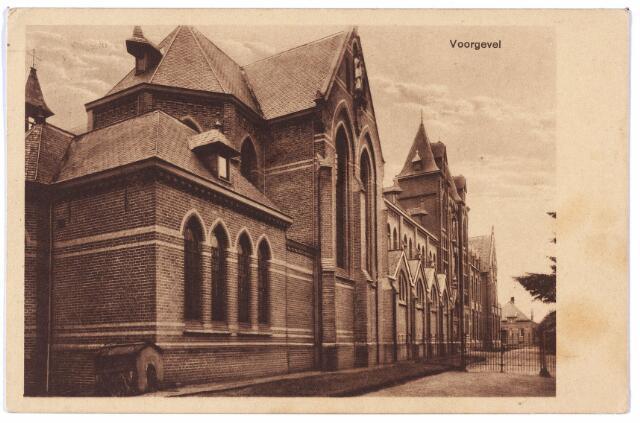 001389 - Kapel retraitehuis en klooster van O.L.V. van het Cenakel aan de Koningshoeven.