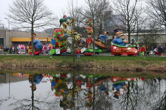657279 - Carnaval. Optocht. D'n Opstoet van Tilburg in 2007.