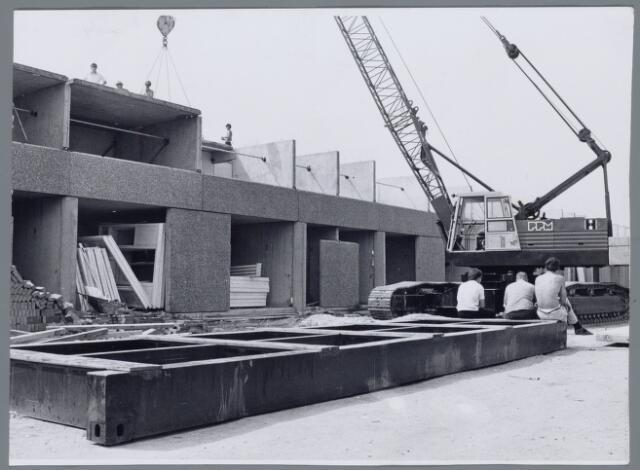 102659 - Nieuwbouw. Bouw van woningen plan Strijen.