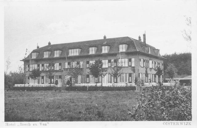 """652311 - Oisterwijk Hotel """"Bosch en Ven"""""""