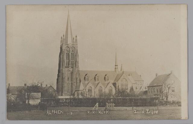 083594 - R.K. kerk H. Willibrordus (zuidzijde)