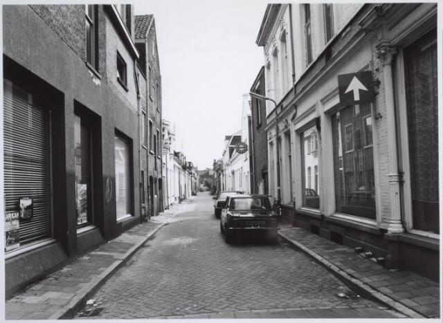 026319 - Mariastraat gezien vanuit de Nieuwlandstraat im de richting Langestraat