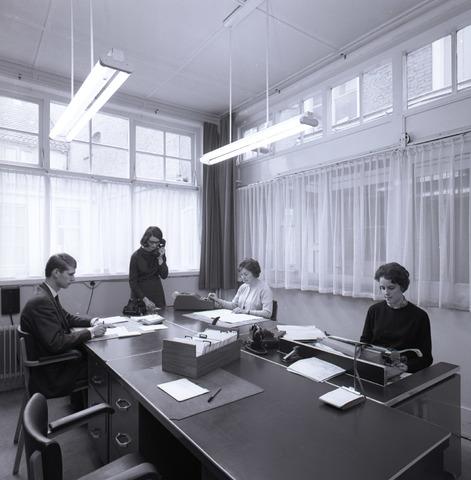 654636 - Interieur. Kantoor.