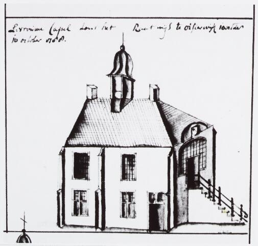 057136 - Oisterwijk. Het gemeentehuis.