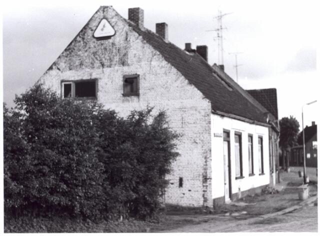 015593 - Pand Bokhamerstraat 53. Het werd in 1873 gebouwd door wever Norbert van Pelt