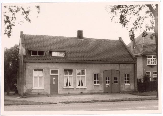 015922 - Pand Bosscheweg 100 anno 1962