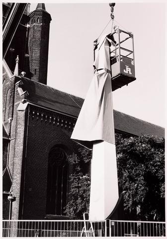 036065 - Stadhuisplein. Gedenknaald Obelisk.