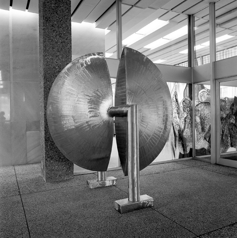 D-002570-3 - Bureau van Spaendonck - kunstwerk van Ad Louwinger