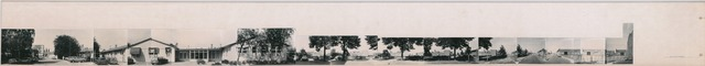 1625_0073 - Fotostrook; straatwand; panden aan de linten en hoofdverbindingswegen in het centrum van de stad; onleesbaar / Elzenstraat even nrs ; foto's werden tussen 1976 en 1985 gemaakt. (foto gemaakt in periode 1976-1985)