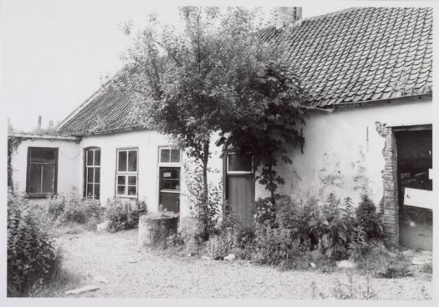 018297 - Achterzijde van de boerderij uit 1866 op de hoek Enthovenseweg - Pelgrimspad.