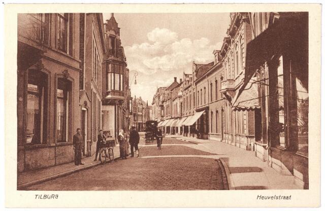 001078 - Heuvelstraat tussen Heuvel en Willem II-straat.