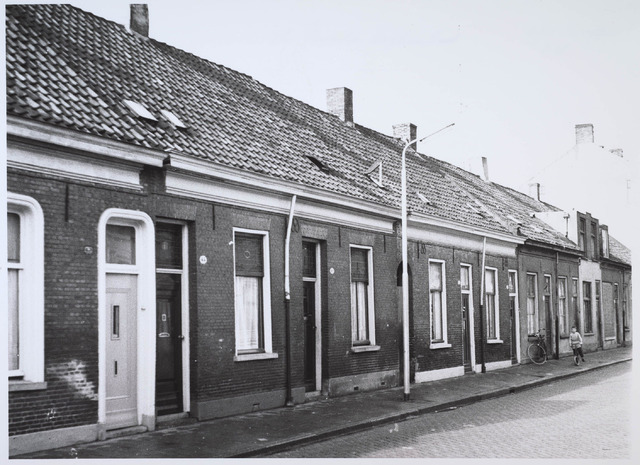 024176 - Panden Prinses Sophiastraat 31 tot en met 47 (van rechts naar links) kort voor de afbraak