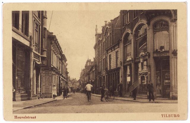 001174 - Heuvelstraat richting Heuvel bij de Oude Markt.