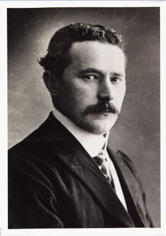 007885 - Gerardus Schellekens (1867-1952) oud organist van de parochie van het H.Hart (Noordhoek), gehuwd met Geertruida Maria Anthonia van Mierlo.