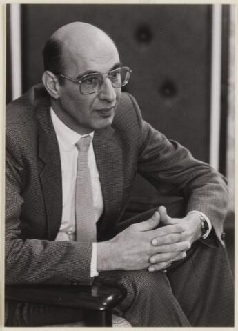 085264 - Dongen. Burgemeester Mr.Jan Dosker