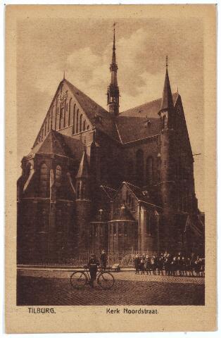 000656 - Hart v. Brabantlaan. achterzijde kerk H. Hart (Noordhoek).