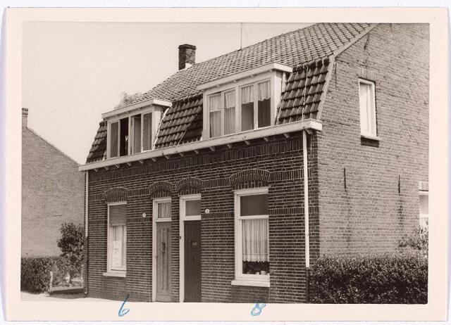 014520 - Panden Stokhasseltstraat (Bellinistraat) 6 en 8