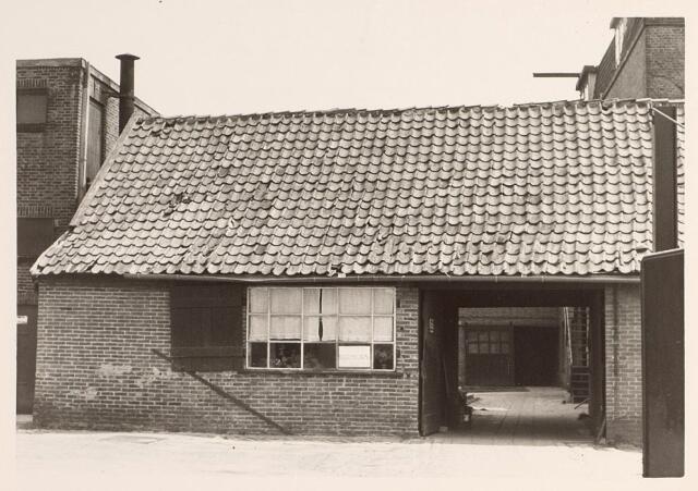 015282 - Pand Hoogtestraat 13, behorende tot het complex van chroomlederfabriek De Hinde aan de Bisschop Zwijsenstraat