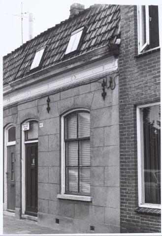 017157 - Onbewoonbare verklaarde woning Capucijnenstraat 147 anno 1971