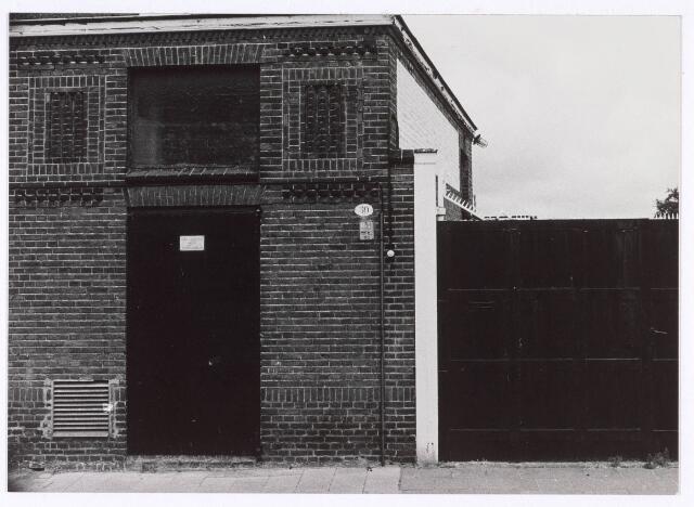 018121 - Elektriciteitshuisje in de Elzenstraat