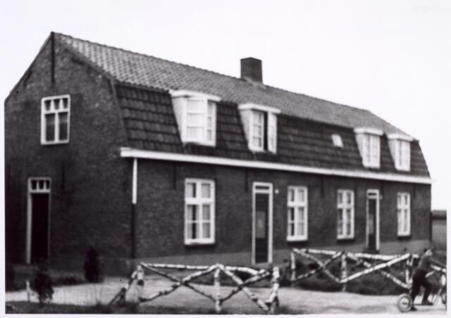 014539 - Panden aan de Stokhasseltstraat (Bellinistraat) anno 1964