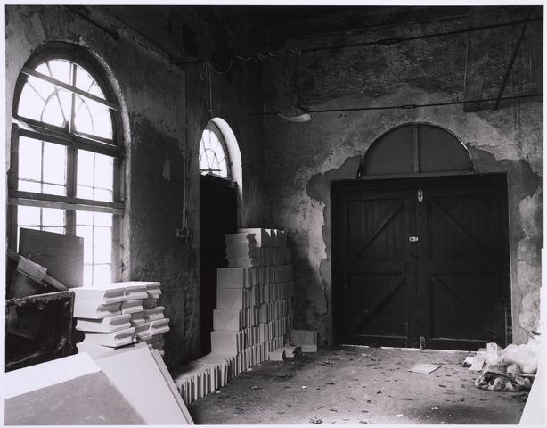 023209 - Duvelhok. Werkcentrum voor beeldende expressie. Interieur vóór de restauratie