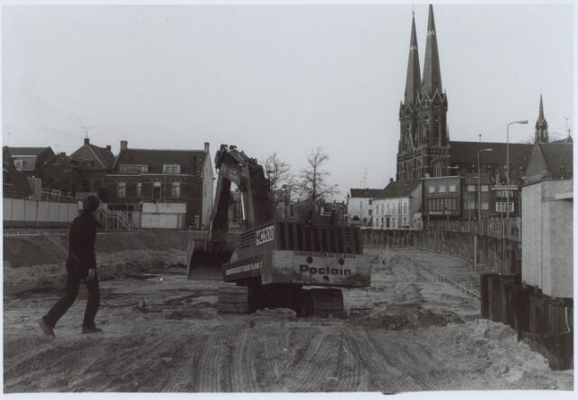 021197 - Grondwerkzaamheden ten behoeve van de uitvoering van het `plan Heuvelpoort`