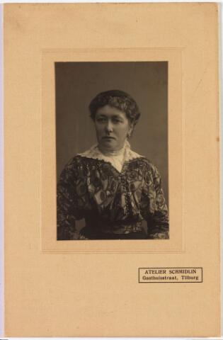 006455 - Antoinetta de Beer (1866-1949) dochter van Norbertus de Beer en Johanna Maria Huberta Donders.