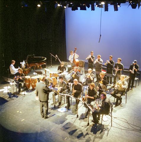 D-000025-4 - Brabants conservatorium : conservatorium big band