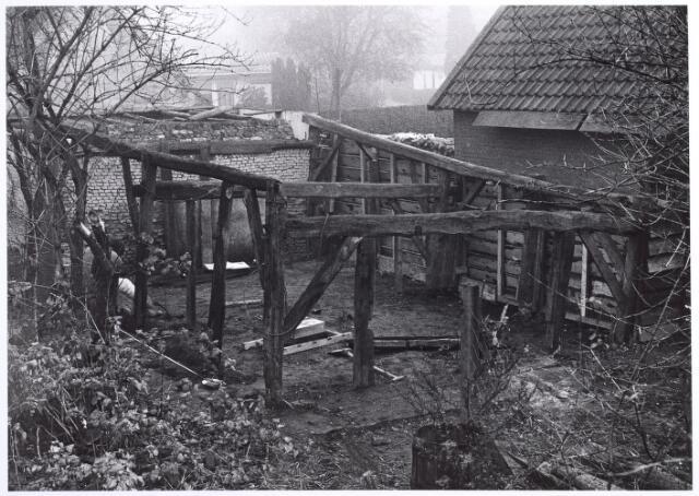 015741 - Archeologisch onderzoek in het pand Bokhamerstraat 13