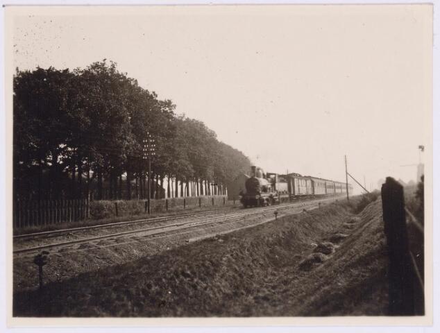 036756 - Spoorwegen: Spoorlijn Tilburg- Boxtel